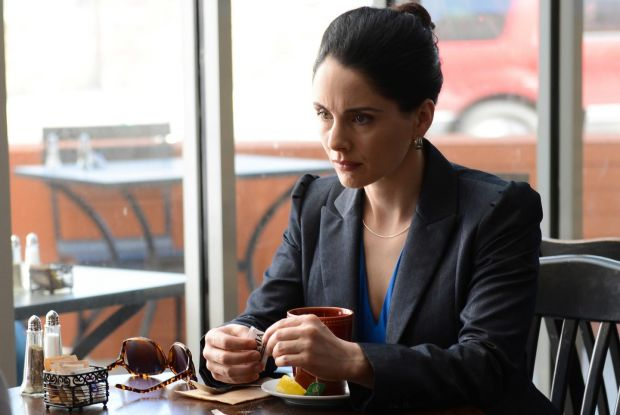 El Camino: Laura Fraser as Lydia Rodarte-Quayle, lover of stevia, in Breaking Bad. Photograph: Ursula Coyote/AMC/Netflix