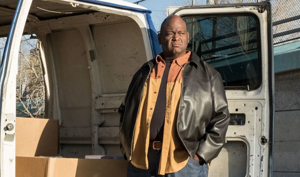 El Camino: Lavell Crawford as Huell Babineaux in Breaking Bad. Photograph: AMC/Netflix