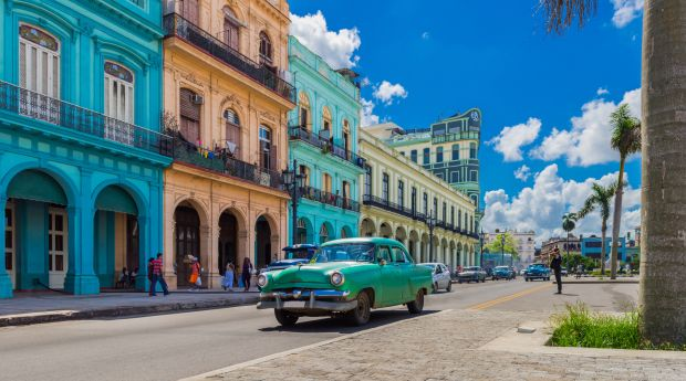 Explore the colonial city of Havana, Cuba. Photograph: iStock
