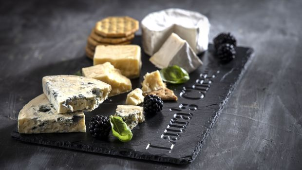 Whose cheese? Slated's new personalised cheeseboards