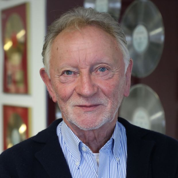 Phil Coulter at home this month. Photograph: Nick Bradshaw