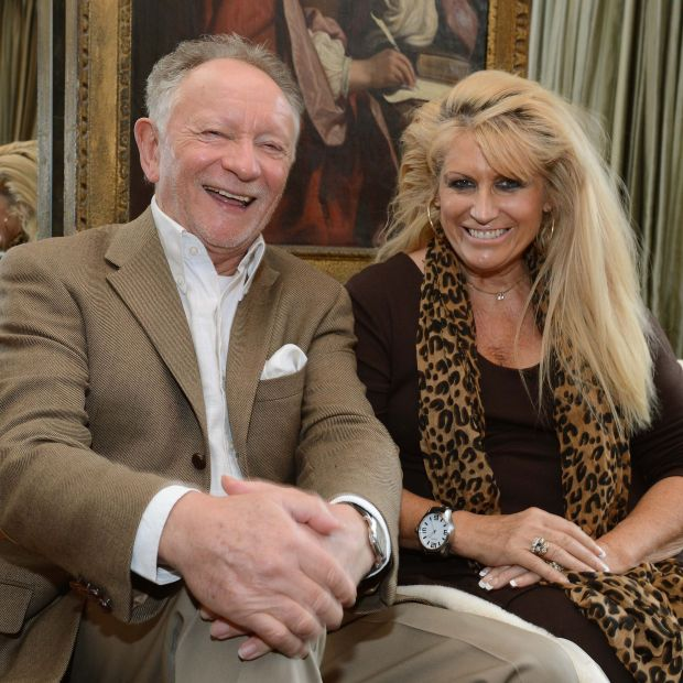Phil Coulter and Geraldine Branagan in 2013. Photograph: David Sleator
