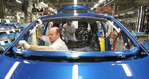 Toyota has two manufacturing facilities in Britain, employing over 3,800 workers directly.