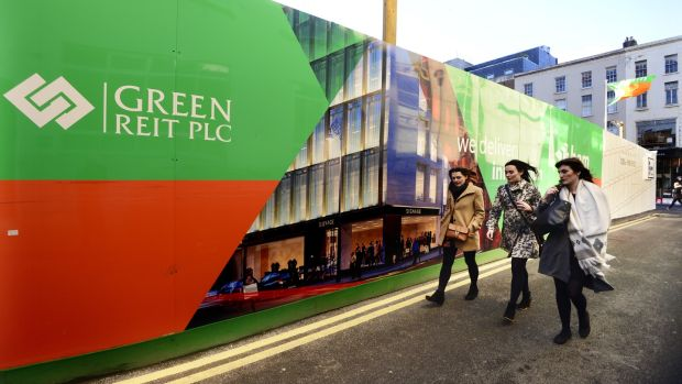 Green Reit buyer Henderson Park could face a hefty tax bill of more than €50 million