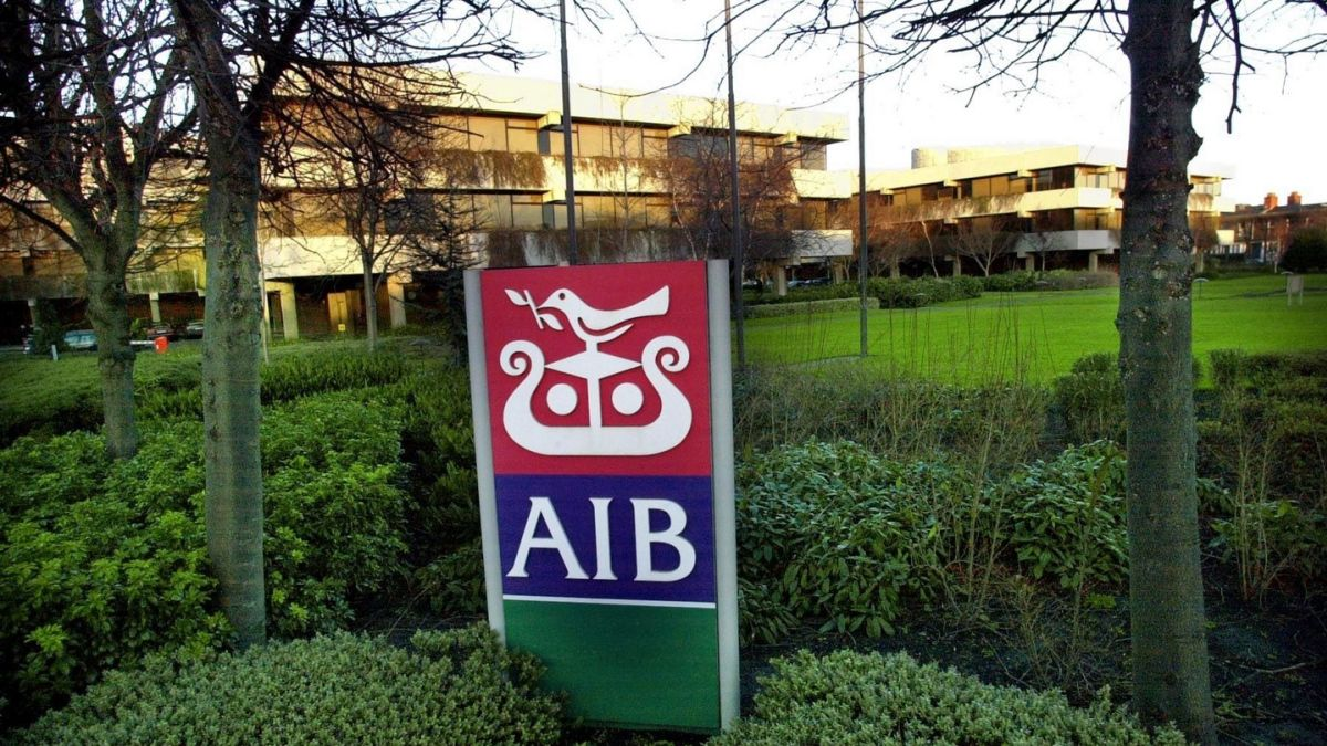 AIB to shed 1,000 staff by 2022 as bad debt workload falls