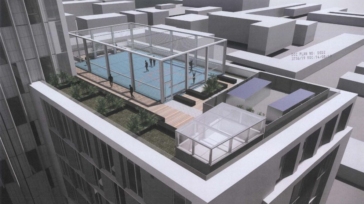 Google's rooftop sports pitch approved despite local opposition