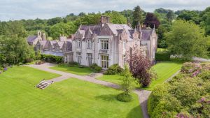 The Manor, Manor Kilbride, Blessington, Co Wicklow is described by its owner as as great family house for rearing children.