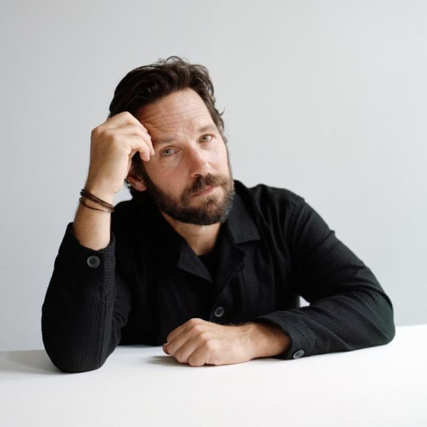 Paul Rudd. Photograph: Valerie Chiang/New York Times