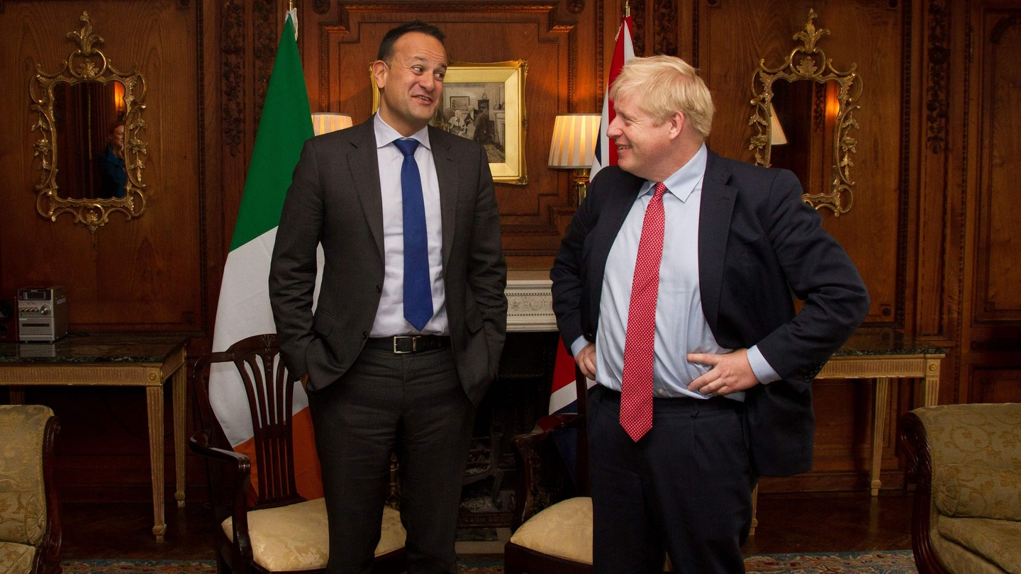 Brexit pays Varadkar a welcome if unlikely dividend