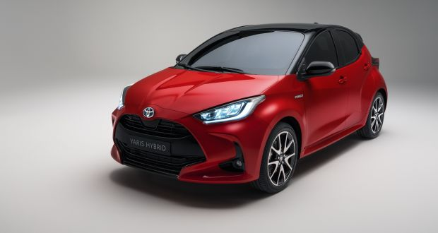 Toyota Reveals New Yaris As It Aims To Feed Public Appetite For Hybrids