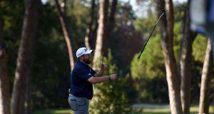 Shane Lowry missed the cut at the Italian Open at Olgiata Golf Club in Rome. Photograph: Tullio M Puglia/Getty Images