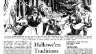 Irish Halloween: Theodora FitzGibbon wrote in 1969 that using whiskey made her grandmother's barm bracks 'very popular with the gentlemen'