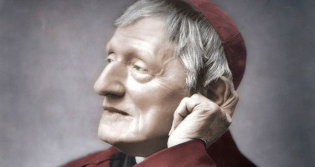 John Henry Newman: his Apologia Pro Vita Sua (1864) is considered a classic among religious autobiographies. Photograph: The Print Collector/Getty