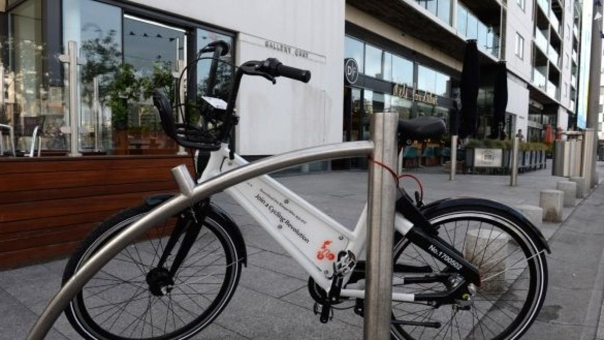 Bleeperbike to remove services from Dún Laoghaire