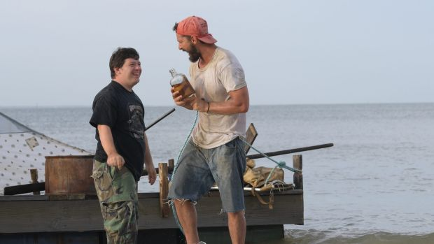 The Peanut Butter Falcon: Zack Gottsagen and Shia LaBeouf developed a strong friendship during filming Photograph: Seth Johnson/Armory Films