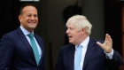 Varadkar suggests that Brexit issues remain