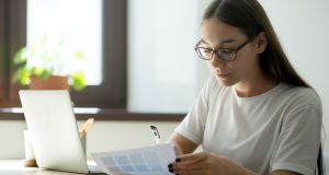 Students from other jurisdictions can apply for college courses in Ireland  through the CAO system. Photograph: iStock