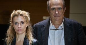 Lisa Dwan and Colm Tóibín have collaborated to produce Pale Sister. Photograph: Ros Kavanagh