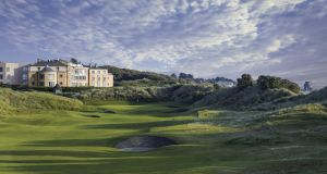 The Portmarnock Hotel & Golf Links has a unique connection to the Jameson whiskey family