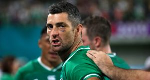 Rugby World Cup: Kearney and O'Mahony start for Ireland against New Zealand