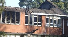 Children and parents in shock after Coolock school destroyed by fire