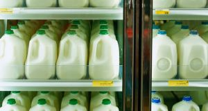 Irish businesses have grown exports of dairy products to Arab countries by 37 per cent to €140 million