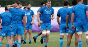 Brodie Retallick returns for New Zealand ahead of Ireland clash