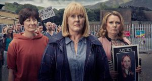 The Accident: Eiry Thomas, Sarah Lancashire and Joanna Scanlan in Jack Thorne's new drama
