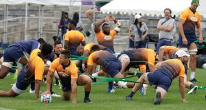 South Africa comfortable with favourites tag over Japan