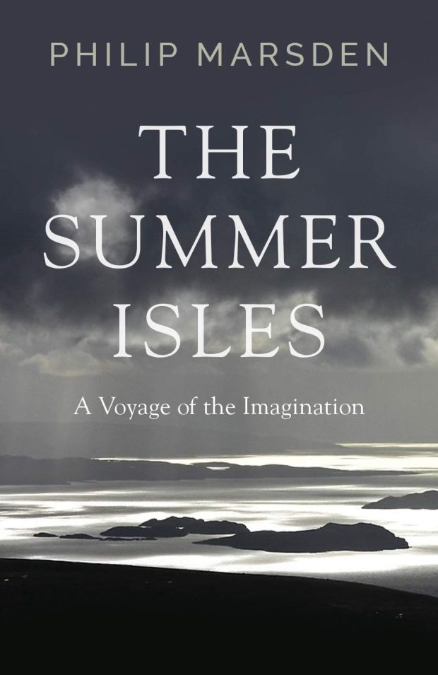 The Summer Isles, by Philip Marsden