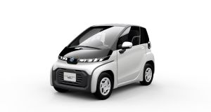 first battery model is a two-seat 'ultra-compact BEV.'