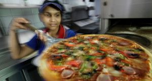 The British franchise holder also owns Domino's operations in Switzerland, Iceland, Norway and Sweden, and is a minority shareholder in the Germany operations as well