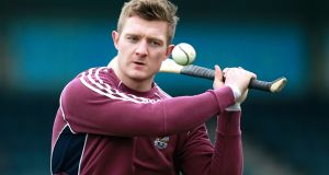"Joe Canning: ""I don't know when and I don't know how or who's going to sort it but hopefully from our players' perspective, it gets sorted sooner rather than later."" Photograph: Colm O'Neill/Inpho"
