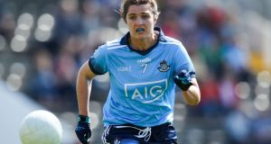 Niamh Collins of Dublin. Photograph: Bryan Keane/Inpho
