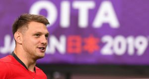 Dan Biggar and Jonathan Davies in Wales XV for France clash