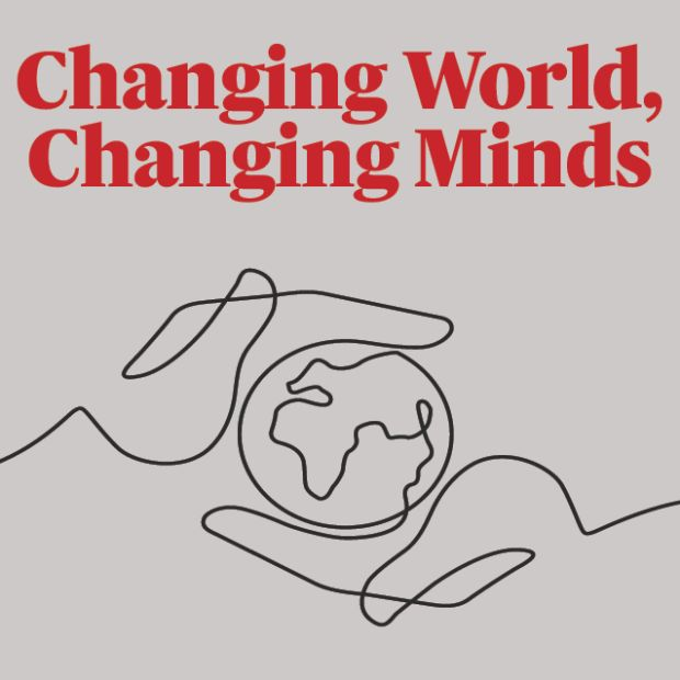 A five-part series about our emotional response to the climate emergency called Changing World, Changing Minds