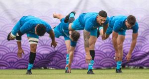 Matt Williams: All Blacks about to blow Ireland's house down