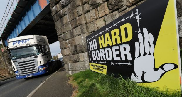 Business and farming interests in North say more clarity is needed about how the deal would actually operate but all relieved as hard border prospect fades. Photograph: Niall Carson/PA Wire