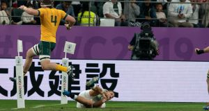 Rugby World Cup: England blow Australia away to reach last four