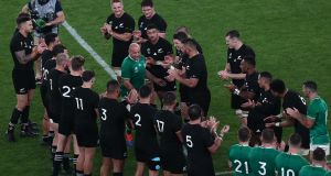 Rugby World Cup: Schmidt admits errors left Ireland 'chasing our tail'