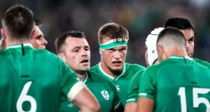 New Zealand 46 Ireland 14: Ireland player ratings