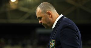 Michael Cheika refuses to be drawn on future
