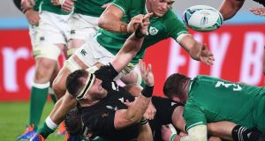 Rugby World Cup: Five talking points from Ireland's defeat to New Zealand