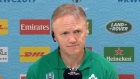 'I don't have any excuses': Joe Schmidt on Ireland's crushing quarter-final defeat