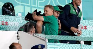 Joe Schmidt: 'Heartbroken wouldn't be too far away from how I feel right now'