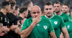 Rory Best reaches the end of a long road