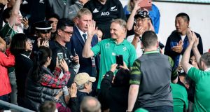 Gerry Thornley: Schmidt's sad final chapter tarnishes his reign but legacy will endure