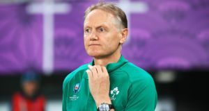The Offload: Ireland's Joe Schmidt rattled rugby's true elite