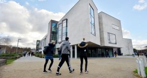 A view of the UCD campus at Belfield, Dublin. File photograph: Alan Betson/The Irish Times