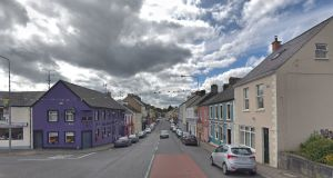 A view of High Street, Ballinamore. Photograph: Google Street View